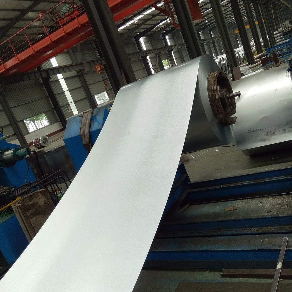 galvanized steel coil structure building materials for