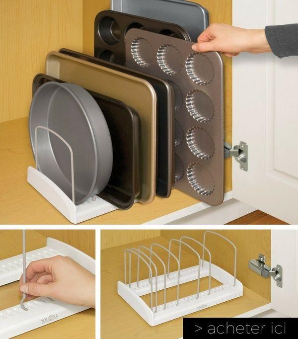 23 objets gain de place pour optimiser l 39 espace d 39 une petite cuisine cuisine pinterest. Black Bedroom Furniture Sets. Home Design Ideas