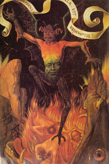 Les Images Du Diable 1000 1500 Art De La Renaissance