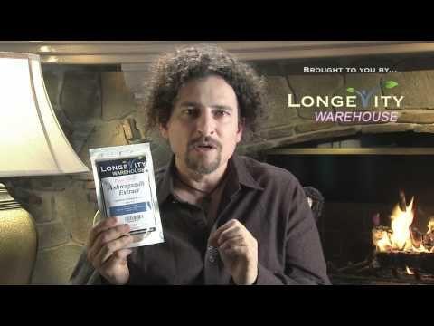 a sOURCE OF choline?; helps thyroid function▶ David Wolfe on Ashwaganda - YouTube