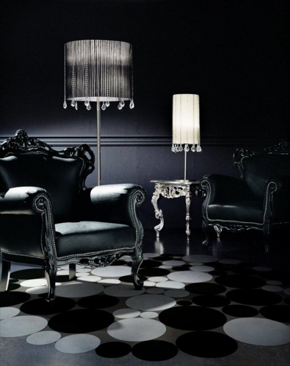 Doves Dangling From Shades Black Interior Designers, Best Of Living Room, Interior  Design Rugs