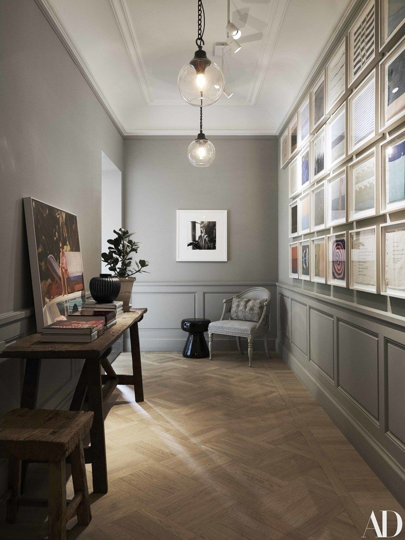 See More Of This Ilse Crawford Designed Home In Stockholm Hallway Inspiration Home Interior Design