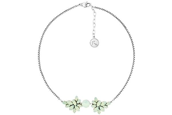 collier argent reminiscence