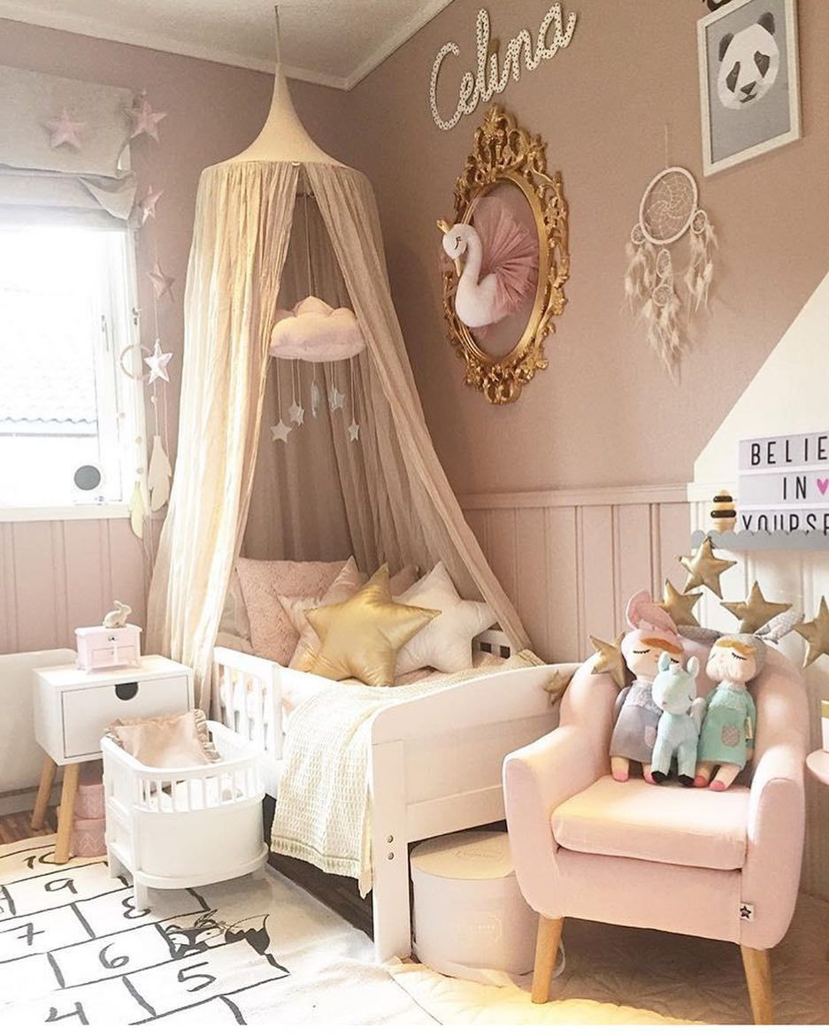 INTERIOR HOME INSPIRATION Lovelyinterior On Instagram Credit Baby FeverSmall LivingNestBbBedroom