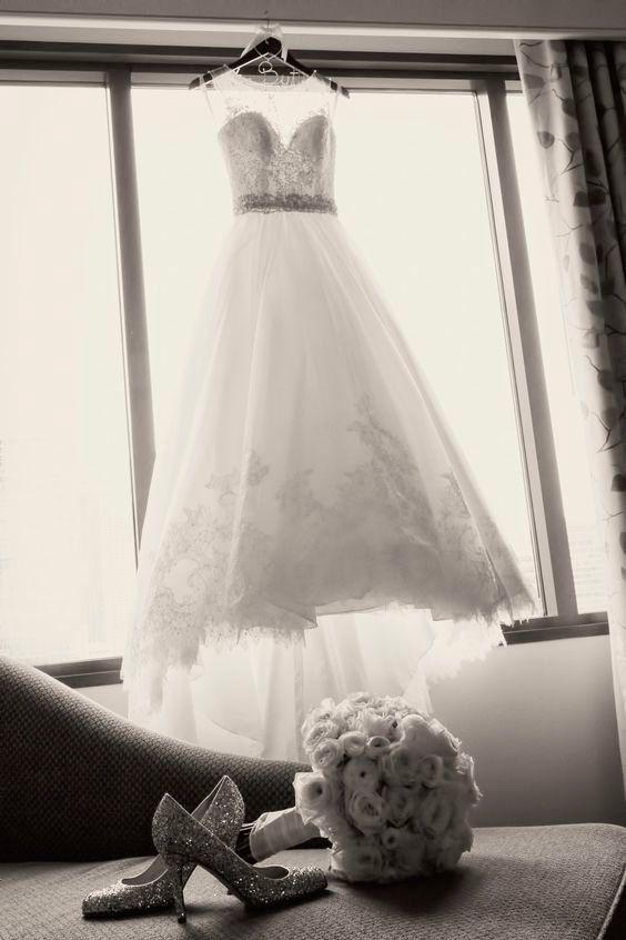 Vestidos de novia para chaparritas que te van a enamorar