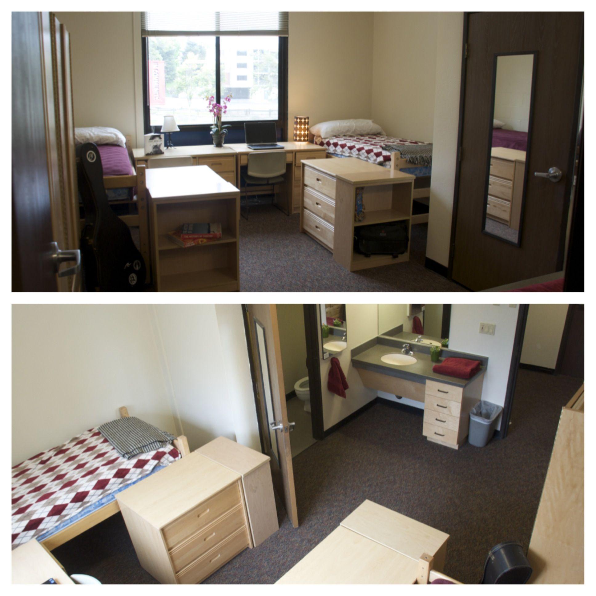 Inside Sigma Dorm Rooms  Biola Housing    Dorm Room