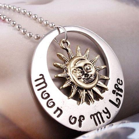 GAME OF THRONES Inspired Wolf Pendant Brooch Gift Jewelry Birthday UK