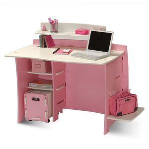 kid desk kids study desk pink