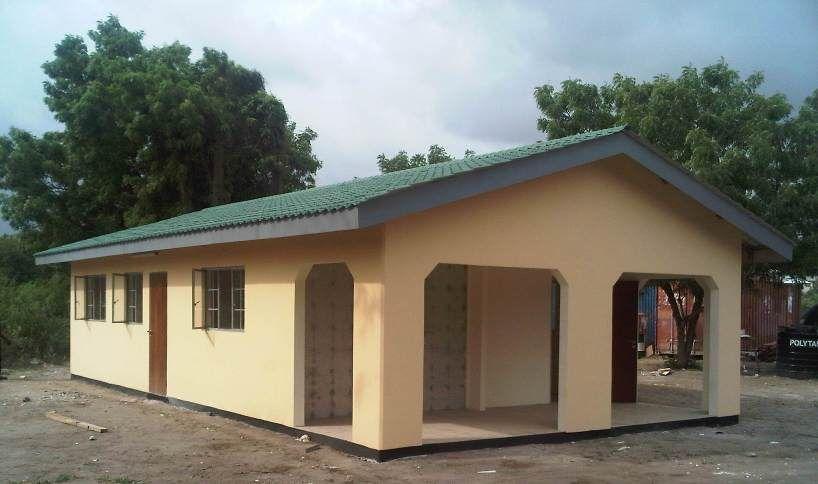 A Veces Sueño Con Casas Así: Low Cost Housing Building Systems In Africa By  Moladi