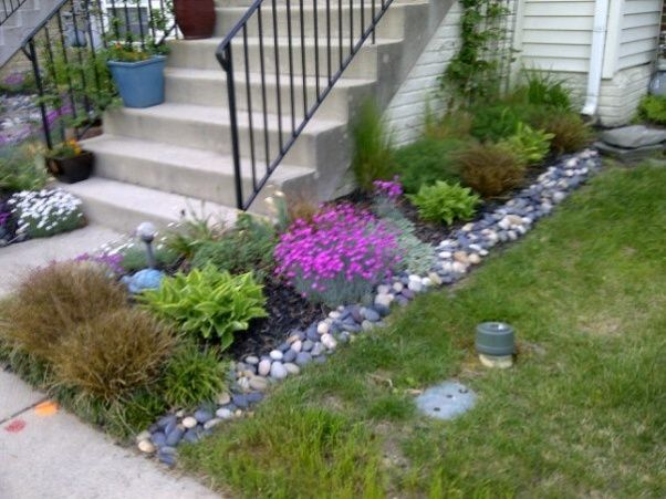 Landscaping Small Front Yard Townhouse : Townhouse garden ideas front yard