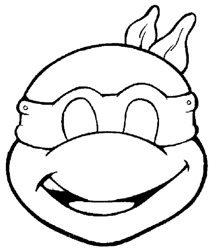 Turtle mask | Masks Be Anyone or Anything Free Printable | Pinterest ...