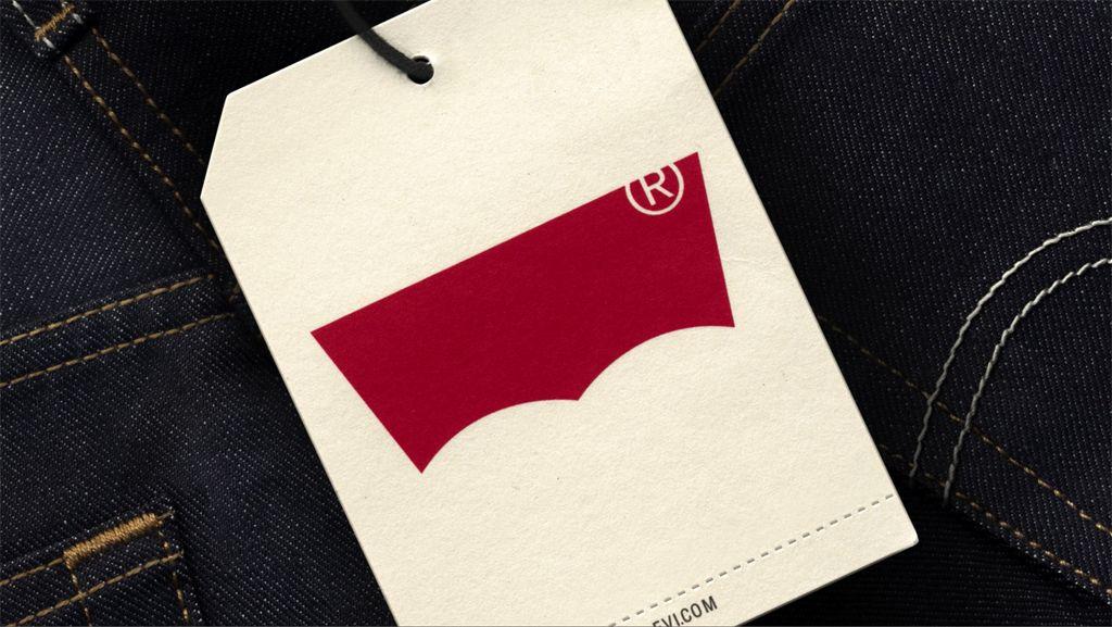 Levi Strauss Brand Activation Designed By Turner Duckworth Visual Identity System Trademark Symbol Graphic Design Branding