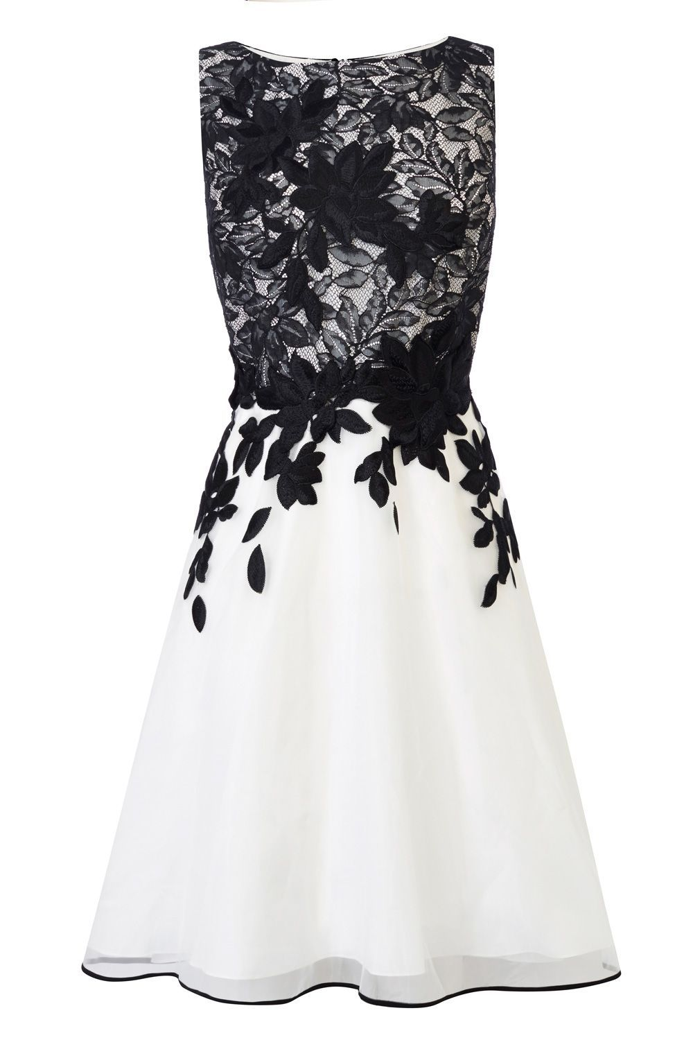 Black and white dresses for wedding guests  White Dresses  Shop Dresses  House of Fraser  Pretty Dresses