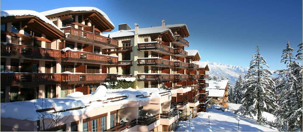 Crans Montana Switzerland Hotels Hotel Reservations
