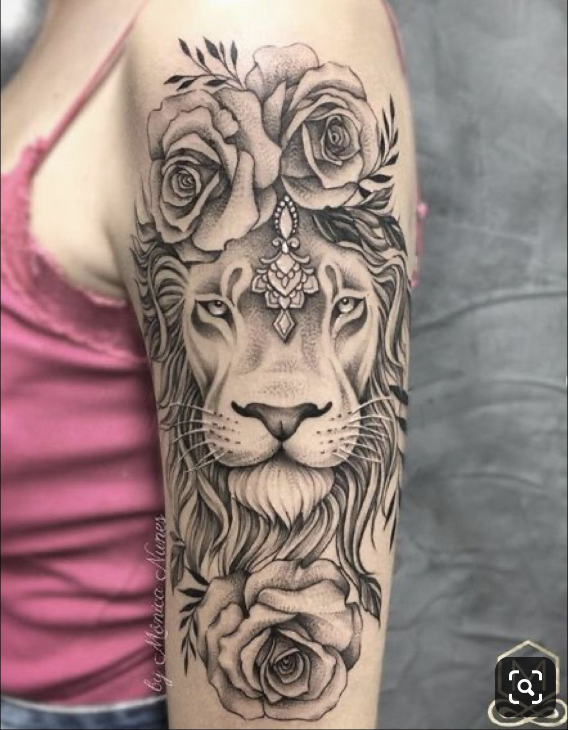 Pin By Ashley Lineberry On Tatuagem Lion Tattoo Sleeves Half Sleeve Tattoos Designs Tattoos For Women Half Sleeve