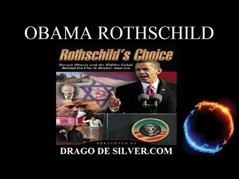 Obama Rothschild - Drago De Silver