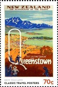 Get in the Queue for Queenstown