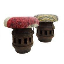 Axel stool #Bambou Home