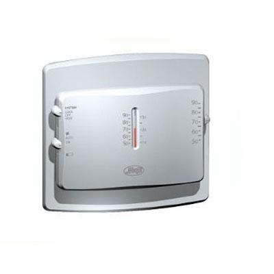 Hunter Fan 40135 Thermostat Decorative Wall Plate 2 Wire Hot Water. Hunter Fan 40135 Thermostat Decorative Wall Plate 2 Wire Hot Water Radiator Heat Mechanical Gas By. Wiring. Hunter 5 Wire Thermostat Diagram 40135 At Scoala.co