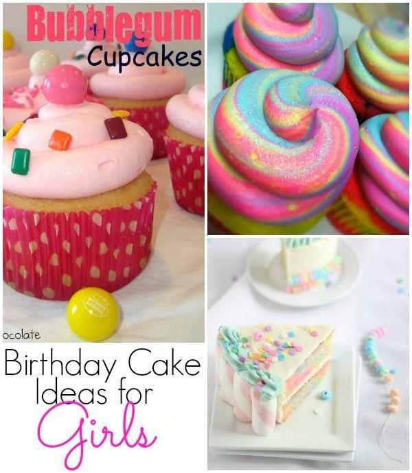 Fun birthday cake ideas for kids Fun birthday cakes Birthday