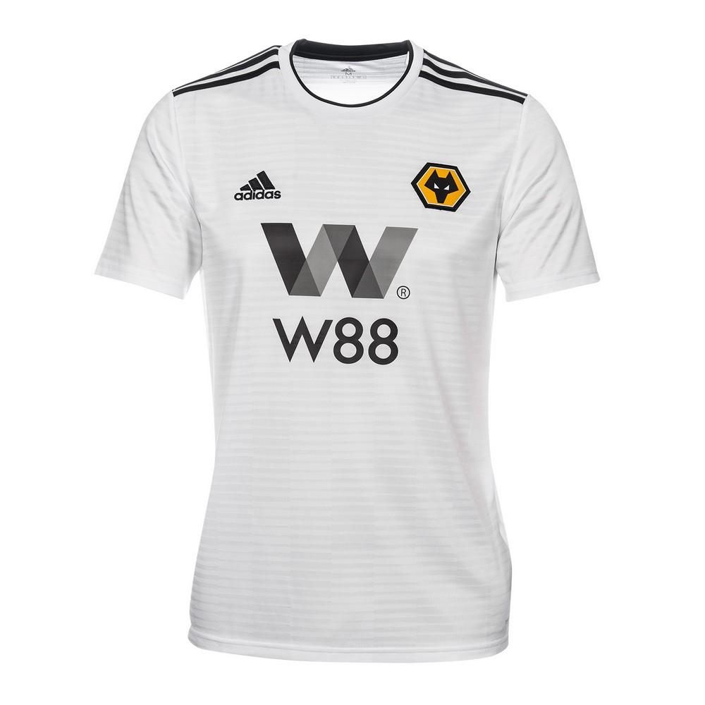 cd596c83eb Wolverhampton Wanderers F.C. Football club Away SOCCER JERSEY CAMISA TRIKOT  MAILLOT MAGLIA BNWT