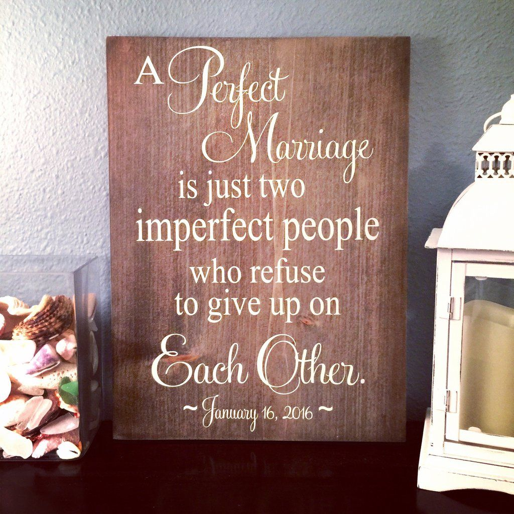 This Beautiful Sign Makes A Perfect Wedding Gift Or