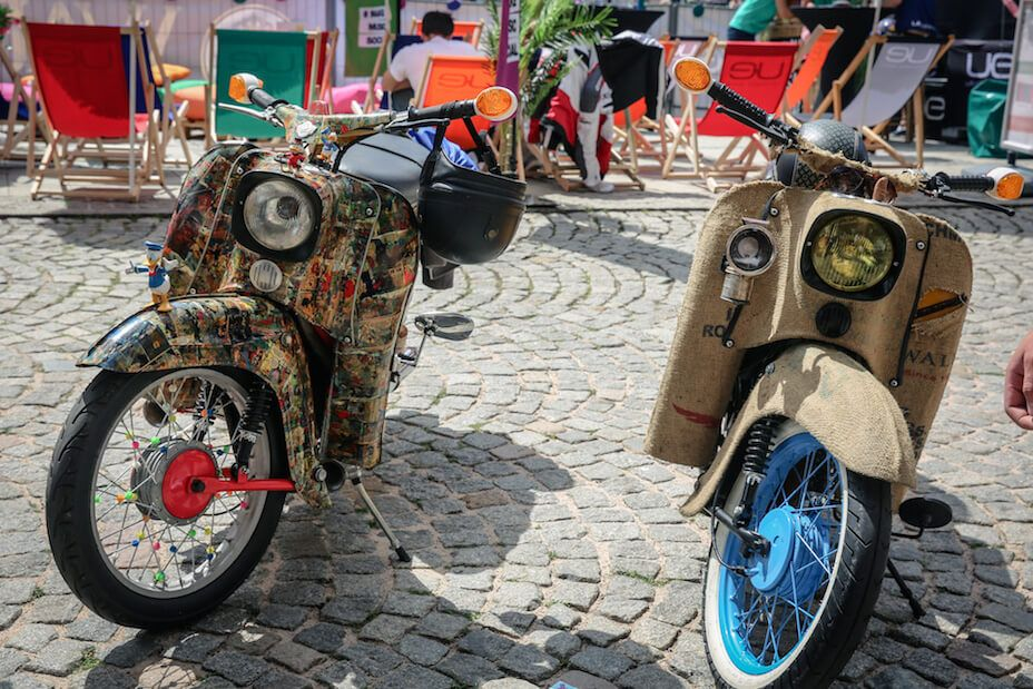 Akf At Red Bull Vogelfei Schwalbe Simson Schwalbe