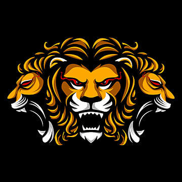 Lion Mascot Png Images Vector And Psd Files Free Download On Pngtree Lion Head Tattoos Lion Icon Lion Head Logo