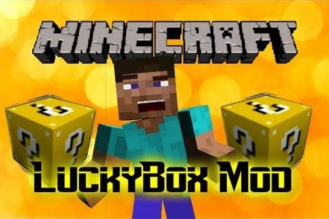 lucky block mod download 1.8