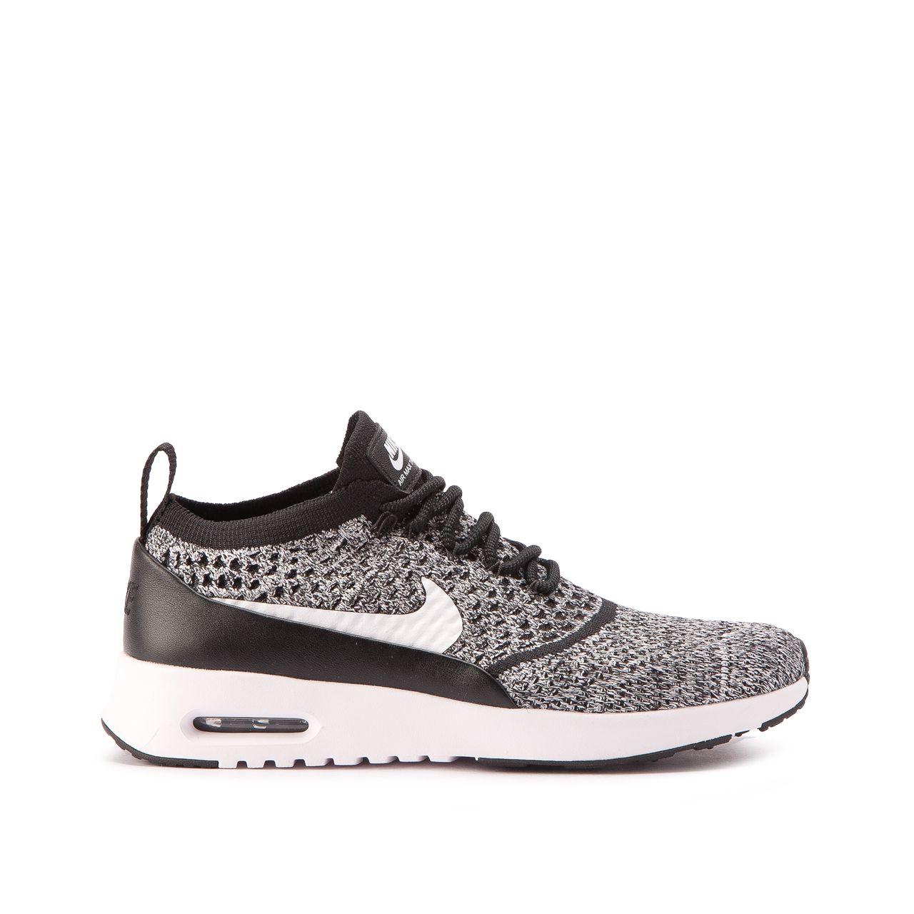 Nike WMNS Air Max Thea Ultra FK (Schwarz / Weiß) #lpu #sneaker