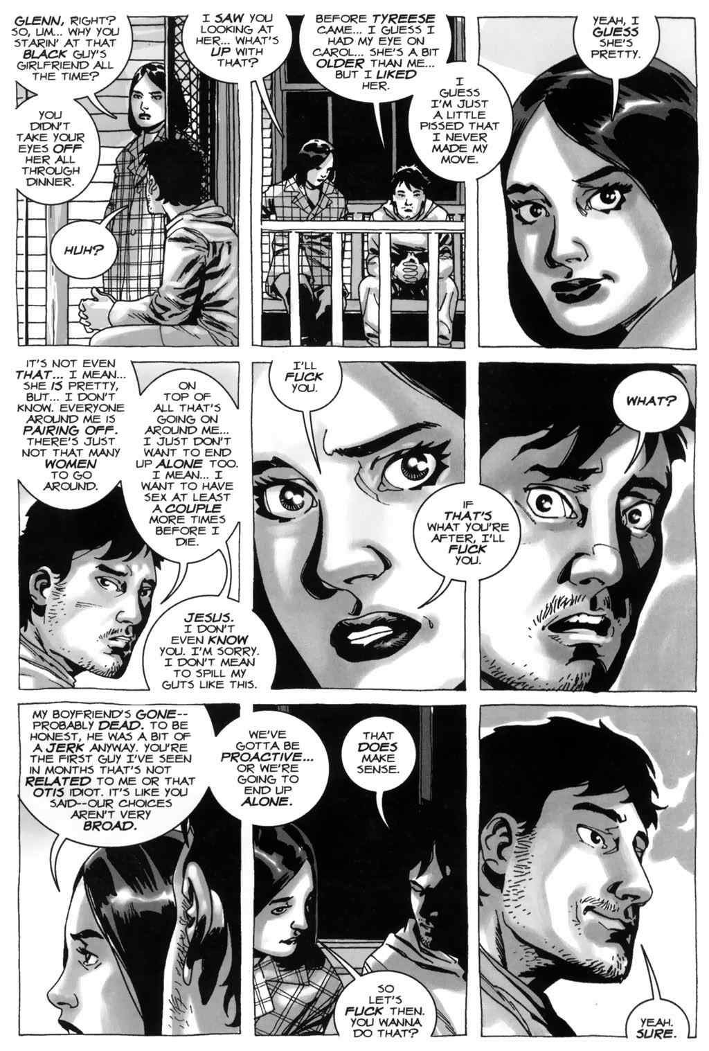 Read Comics Online Free - The Walking Dead - Chapter 010