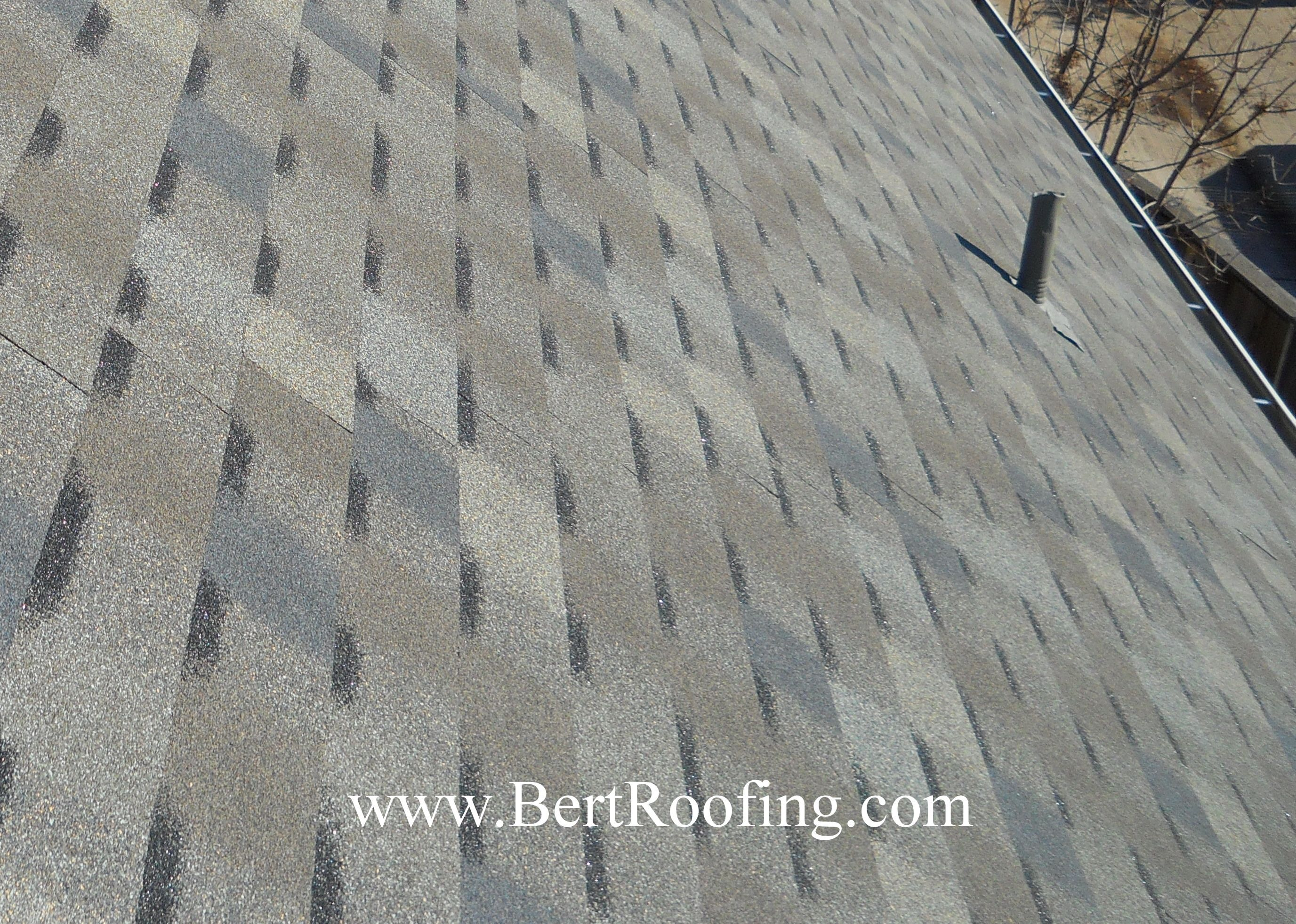 Certainteed Patriot Composition Shingle Color Weathered Wood Installed By Bert Roofing Inc Of Dallas In Allen On Roofing Weathered Wood Composition Shingles