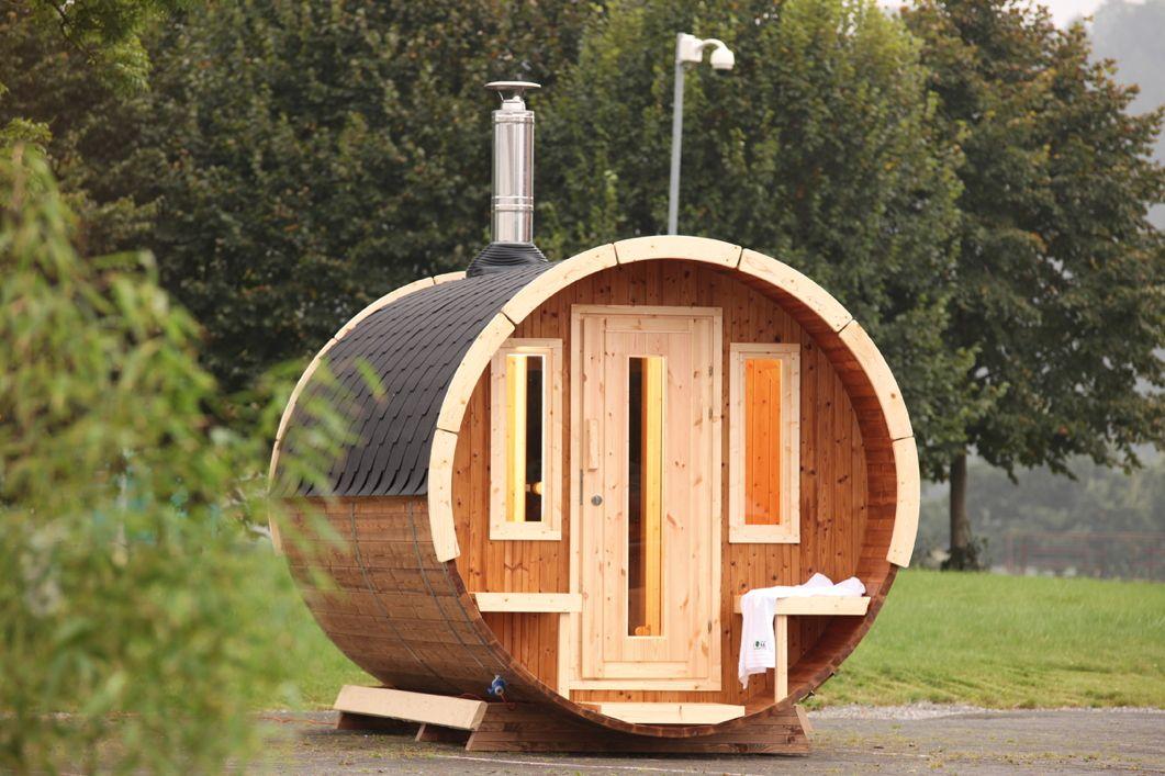 Gartensauna Saunafass 330 De Luxe Sauna Haus Fasssaun Holzsauna Fasssauna Saunafass Fass Sauna Bausatze Fur Den Garten Saunafass Fasssauna Gartensauna