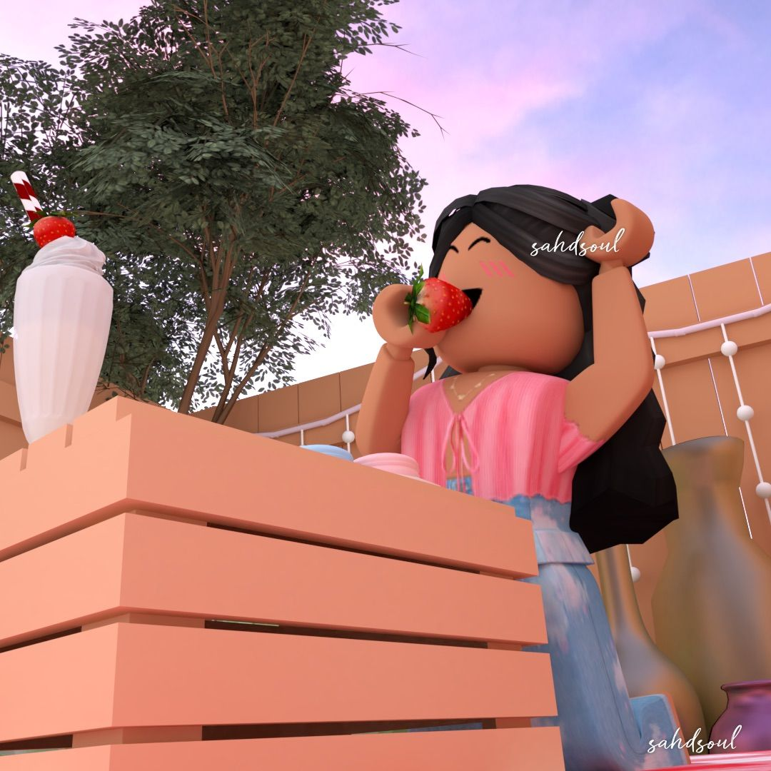Pin By Soul On Roblox Gfx Roblox Pictures Roblox Animation Cute Tumblr Wallpaper