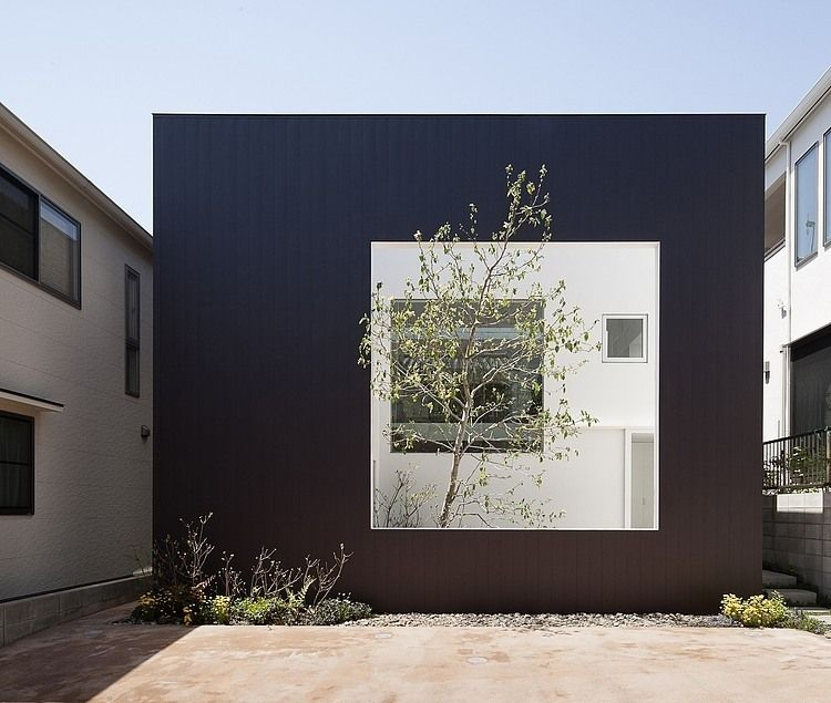 Frame House by Uid Architects & Associates