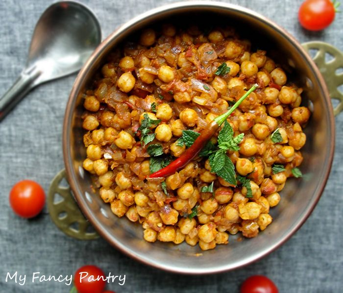 Chole masala chickpea curry garbanzo bean myfancypantry eat indian food recipes chole masala chickpea curry garbanzo bean myfancypantry forumfinder Image collections