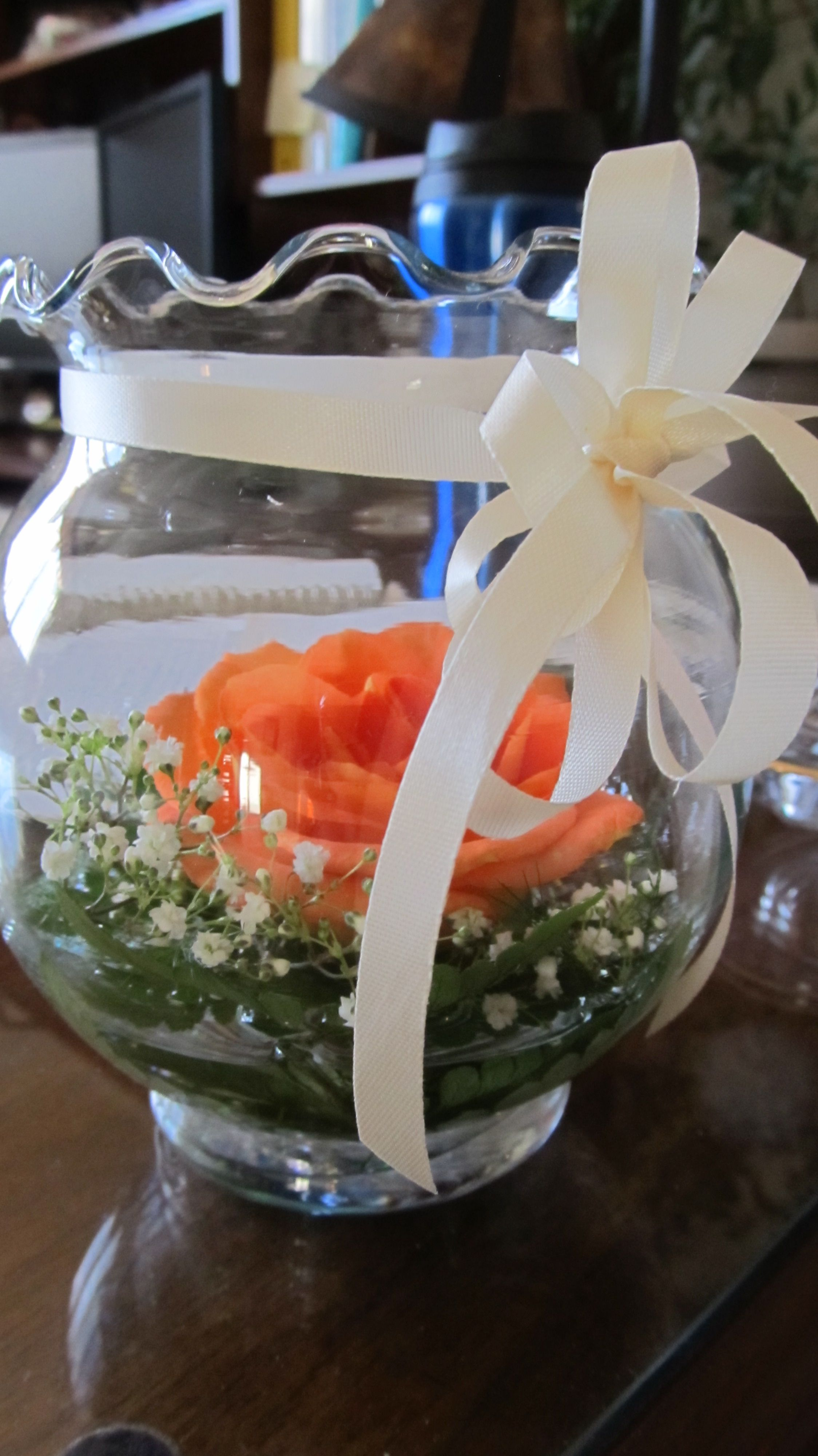 Such A Cute Simple Centerpiece Decoration Idea And To Make It
