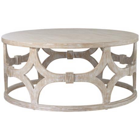 lanini whitewash coffee table | contemporary coffee table, coffee