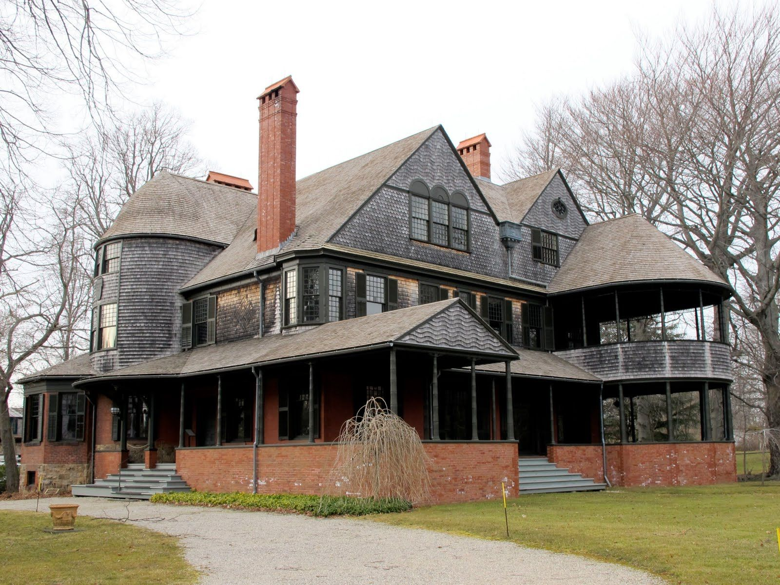 Best Shingle Style And American Arts And Crafts Shingle Style 400 x 300
