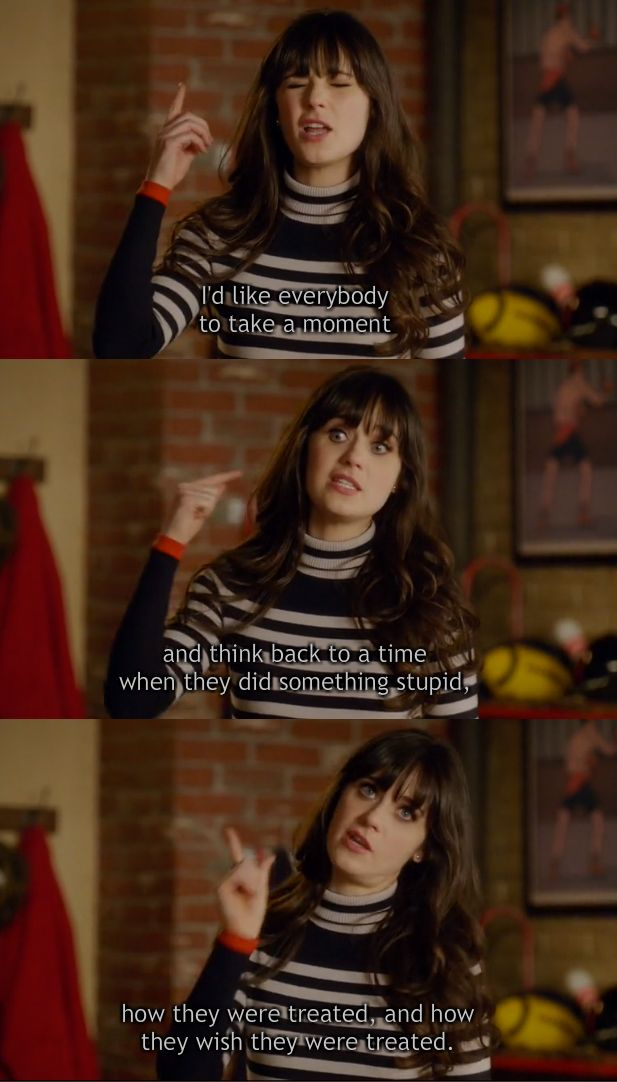 New Girl Quote Season One   Landlord Episode … | New G | New g…