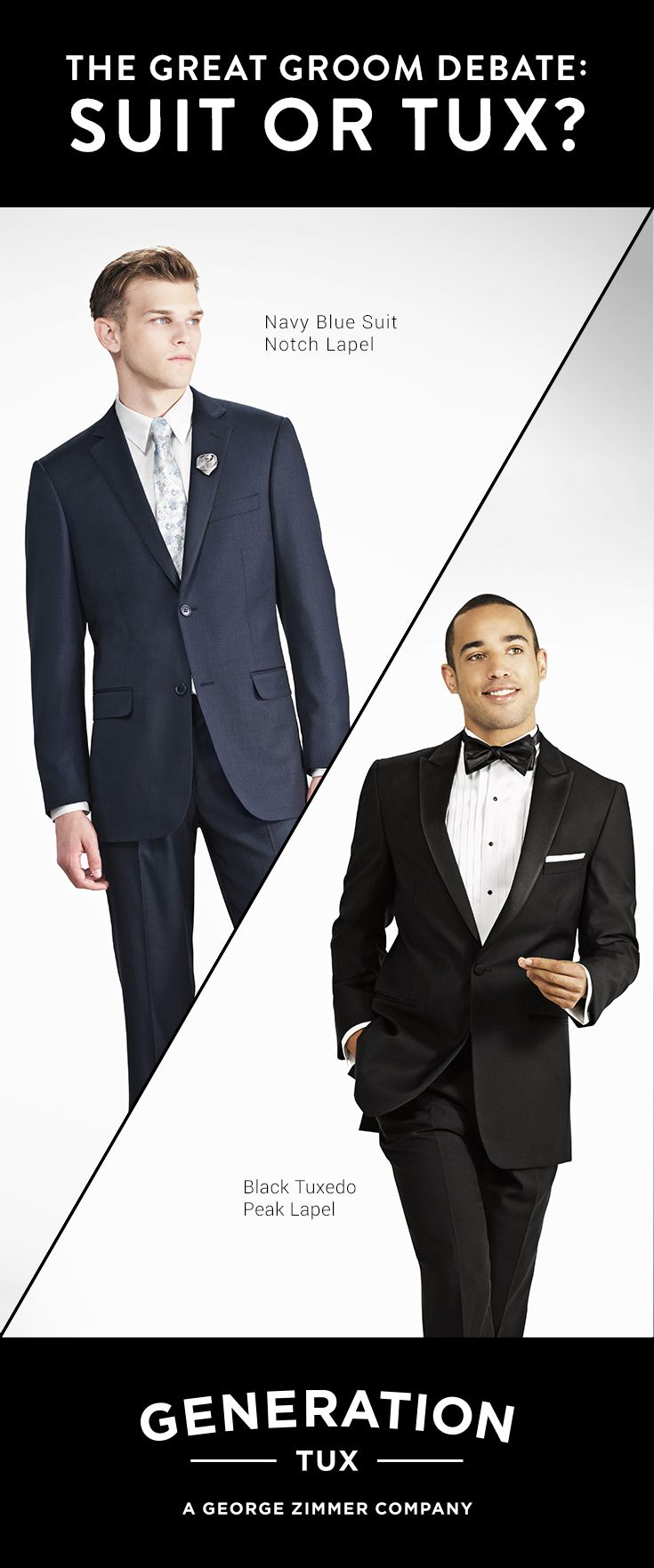 Generation Tux has reinvented the black tie experience. We took ...