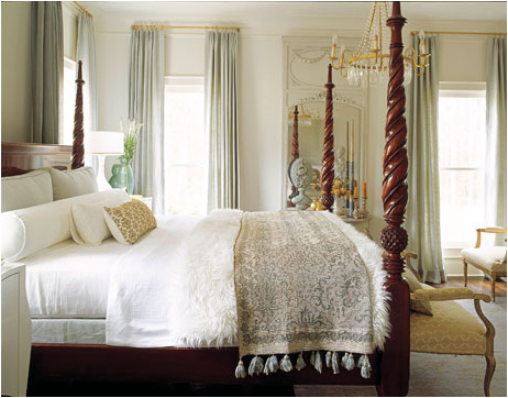 beautiful traditional master bedroom are the walls white too with
