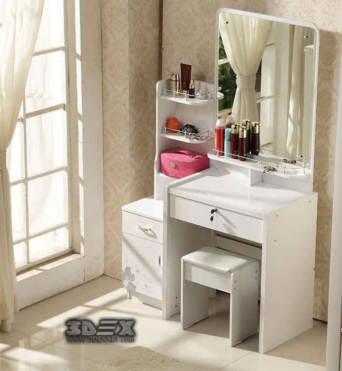 Best Latest Small Dressing Table Designs For Bedrooms 2018 640 x 480