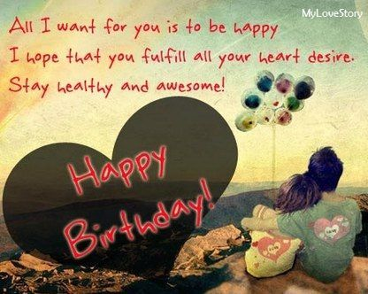 Happy Birthday Quotes Him ~ Quotes for your boyfriend