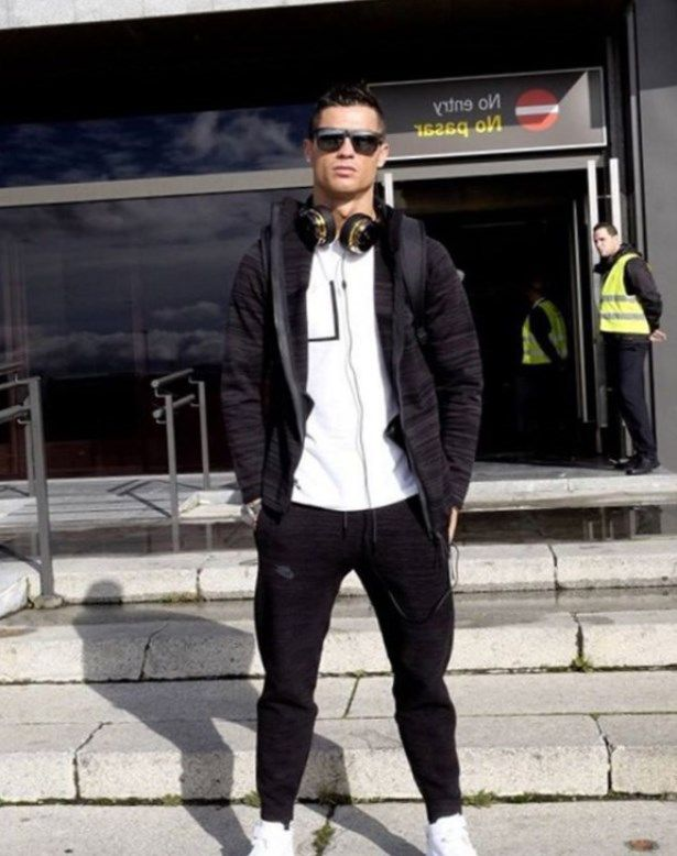 awesome Ronaldo 2017 style. #Coiffure #mode #mode2017 # ...