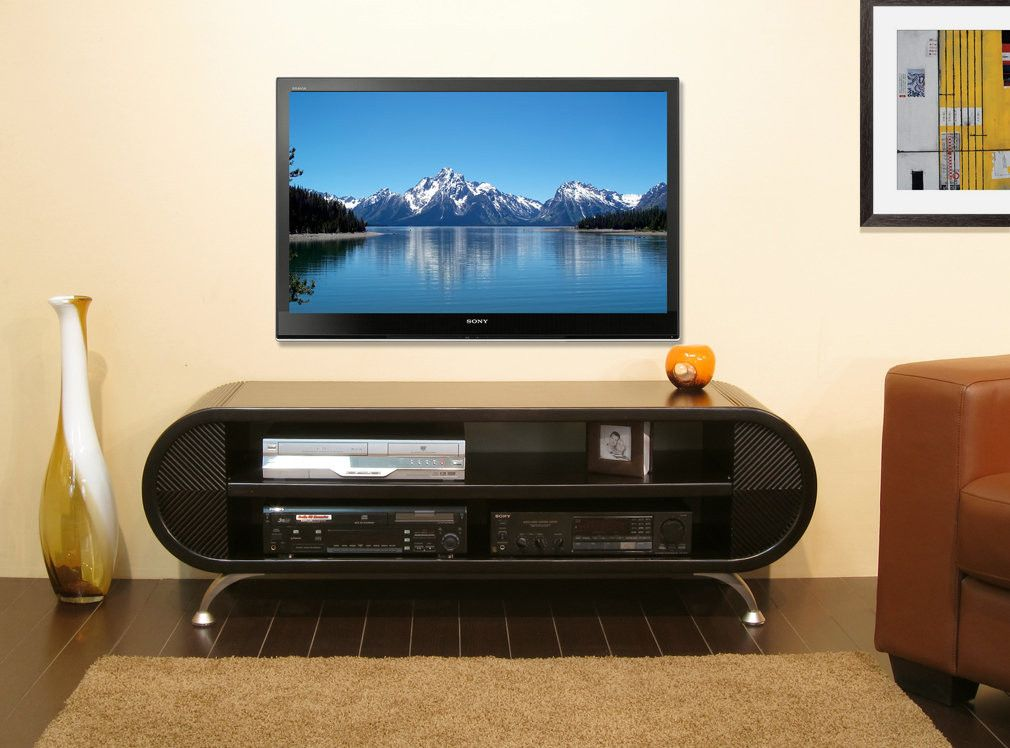 Modern Round TV Stand