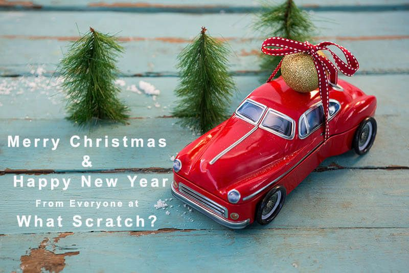 Wishing you all a Merry Christmas & a Happy New Year http