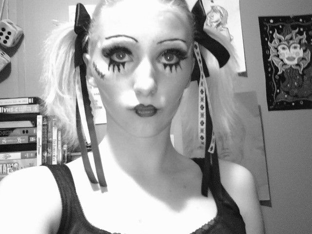 Rag Doll Makeup by PlayhouseKat on deviantART   to play ...