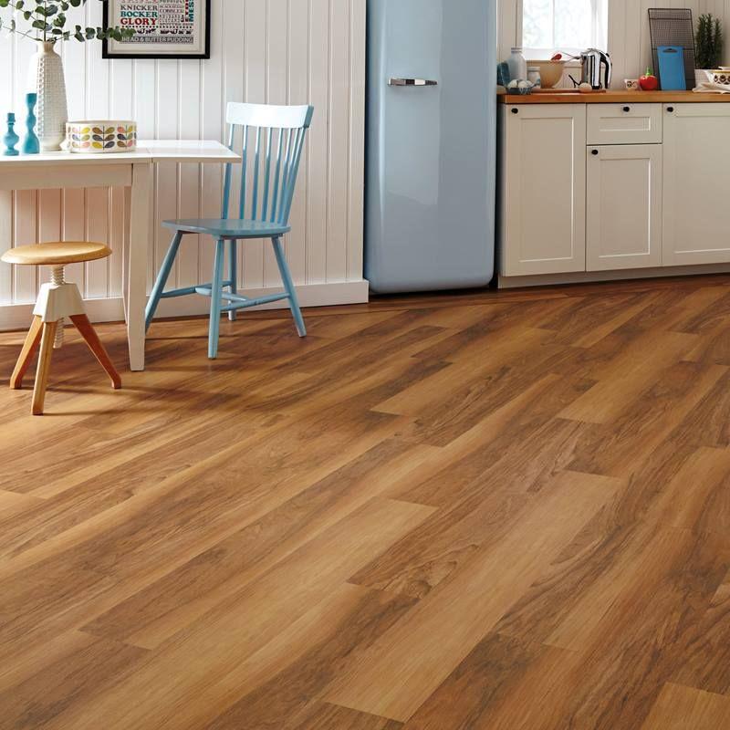 Natural Wood Effect Vinyl Flooring