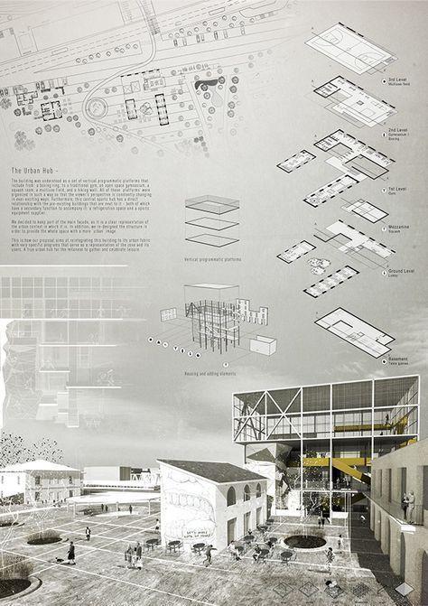 Architecture Portfolio 28 - #architecture #portfolio